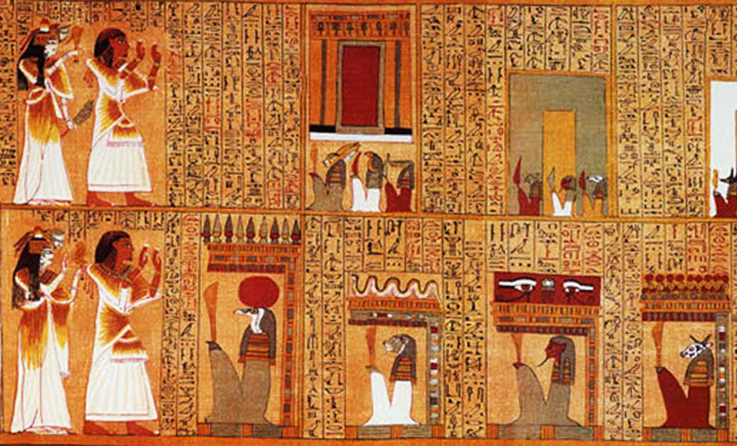the beliefs in the afterlife in ancient egypts religion and literature Ancient egyptian religion was a complex system of polytheistic beliefs and rituals which were an integral part of ancient egyptian society another important aspect of the religion was the belief in the afterlife and funerary practices the egyptians made great efforts to ensure the survival of their.